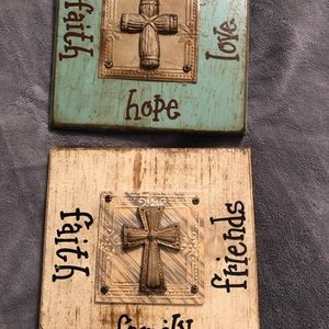 Other - Farmhouse Signs Made from Recycled Wood